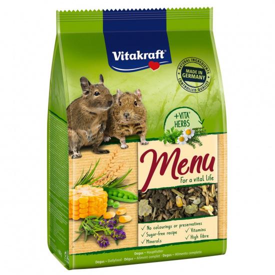 Vitakraft  Premium Menu Vital для дегу