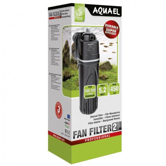 Внутренний фильтр Aquael «FAN-2 Plus» для аквариума 100-150 л