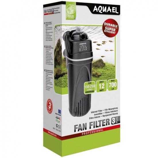 Внутрішній фільтр Aquael «FAN-3 Plus» для акваріума 150-250 л