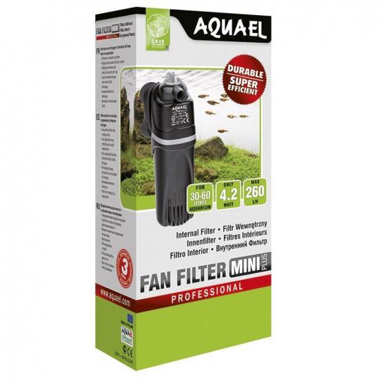 Внутрішній фільтр Aquael «FAN-mini Plus» для акваріума 30-60 л