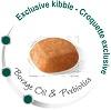 Рацион укрепляет барьерную функцию кожи (эксклюзивный комплекс), поддерживает здоровье кожи (ЭПК, ДГК) и качество шерсти; обогащён маслом бурачника.