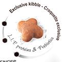 Щенки джек-рассел-терьера отличаются интенсивным ростом и живым темпераментом. Формула рациона обеспечивает гармоничный рост и развитие, благодаря адаптированной энергоемкости рциона, сблансированному уровню содержания белка, кальция и фосфора.