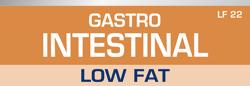 GASTRO-INTESTINAL LOW FAT  - диета с ограниченным содержанием жиров, при нарушениях пищеварения у собак.